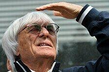 Formel 1 - Keine Lust auf Ethik-Aussch�sse: Ecclestone lieb�ugelt mit Abschied