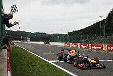 Formel 1 - Die St�tte des ersten Sieges: Red Bull Vorschau: Italien GP