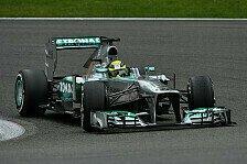 Formel 1 - Hamilton mag alte Strecken: Rosberg �ber Kalender: Es gibt ein Limit