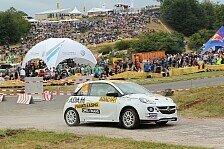 ADAC Opel Rallye Cup - Attraktives Programm im ADAC Opel Rallye Cup 2014 : Wieder Start im Rahmen der WRC