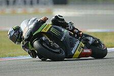 MotoGP - Position nicht ganz das Wahre: Smith ist mit Rundenzeit zufrieden