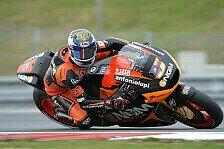 MotoGP - Edwards stark, Corti unzufrieden: Forward mit gemischten Gef�hlen