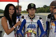 MotoGP - Erfolgreiche Operation: Abraham mit Transplantat in der Schulter