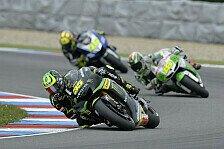 MotoGP - Das wichtigste Rennen des Jahres: Heimspiel f�r Tech-3-Piloten