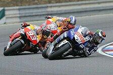 MotoGP - Lorenzo k�mpft um Titelchancen: Yamaha sinnt auf Revanche