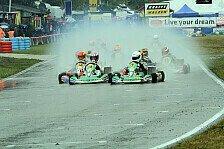 ADAC Kart Masters - 209 Teilnehmer sorgten f�r volle Felder: Erste Meisterschaftsentscheidung gefallen