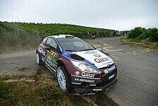 WRC - Ein Zaun muss dran glauben: Video - Best of Neuville in Deutschland
