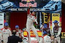 WRC - Lautstarker Empfang: Video - Sordos triumphale Ankunft in der Heimat