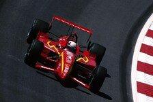 IndyCar - Vertrag bei Penske: Montoya kehrt zu den IndyCars zur�ck