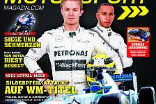 Formel 1 - Silberpfeil-Attacke: Jetzt im Handel: Motorsport-Magazin #32