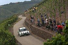 WRC - Ein vers�hnliches Ende: Wiegand verpasst Podium bei der Heim-Rallye