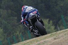 MotoGP - De Puniet k�mpft noch mit der Front: Espargaro ist auf dem richtigen Weg