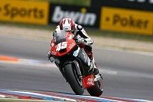 MotoGP - Ohne Referenzen im Finale: Martin Bauer