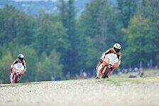 Moto3 - Finsterbusch : Kiefer: Toller Start, am Ende kein Gl�ck