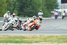 Moto3 - Platz 21 und 25 f�r Toni Finsterbusch und Florian Alt: Kleine Schritte nach vorne f�r Kiefer Racing