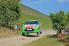 Rallye - Knof/Stein geben beim WM-Debüt nicht auf