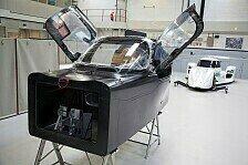 WEC - DeltaWing soll auch an Kundenteams geliefert werden: Nissan ZEOD RC: Erste Tests stehen an