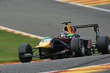 GP3 - Russe wahrt Titelchance: Daniil Kvyat siegt in Chaosrennen
