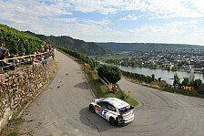 WRC - Sechsfach-�berschlag von Neuville: Rallye Deutschland: Latvala dominiert Shakedown