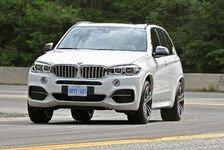 Auto - Dynamisch, exklusiv, vielseitig: Der neue BMW X5 M50d