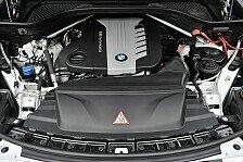 Auto - Bilder: BMW X5 M50d