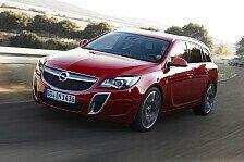 Auto - Opel Insignia OPC
