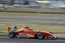 ADAC Formel Masters - Dritte Doppel-Pole in Folge: G�nther hoch drei: Doppel-Pole am Lausitzring