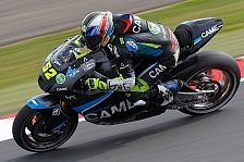 MotoGP - Pesek wieder nicht Letzter: Zufriedenheit bei Petrucci zur�ckgekehrt