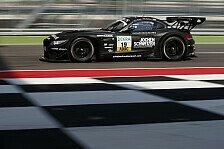 ADAC GT Masters - Au�erordentlich zufrieden: Team Schubert startet aus der ersten Reihe