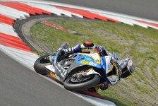Superbike - Melandri nach Platz zwei zufrieden