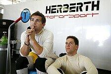 ADAC GT Masters - Aus s�mtlichen Rangeleien herausgehalten: Herberth Motorsport: Doppelpodest in der Lausitz