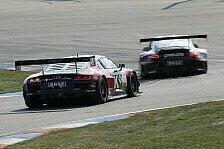 ADAC GT Masters - Nur zwei Punkte am Lausitzring: Titelverteidiger Asch kommt nicht in die G�nge