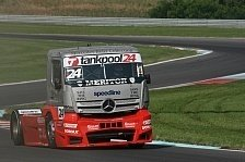 Mehr Motorsport - Truck Race EM in Most - Freitag