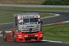 Motorsport - Truck Race EM in Most - Freitag