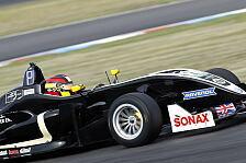 Formel 3 Cup - Erstes Podium f�r Germann: Bernstorff siegt in Oschersleben