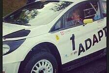WRC - Einstimmung auf Australien: �stberg gewinnt Rally Telemark