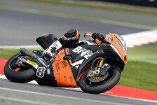 Moto2 - Gino Rea in Sepang erneut am Start