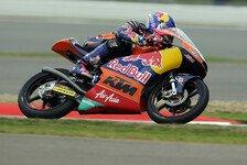 Moto3 - Nat�rliches Rennfahrertalent: Salom steigt mit Pons in die Moto2 auf
