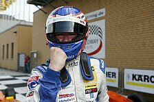 ADAC Formel Masters - Speerspitze des Teams: M�cke: Maxi G�nther ist Titel-Anw�rter