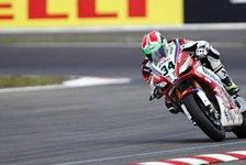 Superbike - Glaube an eigene F�higkeiten: Giugliano ist stolz auf seine Rennen