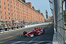 IndyCar - R�ckkehr wohl erst 2016: Veranstalter sagen Baltimore-Rennen ab