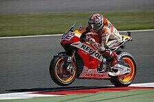 MotoGP - Strafpunkte und Verletzung: Doppelte Bestrafung f�r Marquez