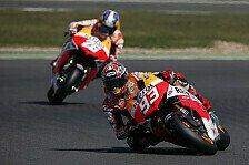 MotoGP - Schadensbegrenzung nach starker Aufholjagd: Pedrosa: Rennen verloren nach schlechtem Start