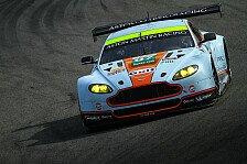 WEC - Klassensieg und Rang zwei für Aston Martin