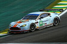 WEC - Fahrzeug f�r Tests in den USA gelassen: Aston Martin verkleinert das Team