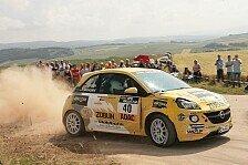 ADAC OPEL Rallye Cup - Starke Youngster unter den 24 eingeschriebenen Teams : Gastspiel an der Ostsee in Holstein