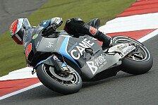 MotoGP - Pesek nach Sturz entt�uscht: Petrucci k�mpfte um CRT-Podest