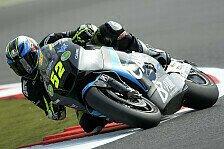 MotoGP - Pesek ist gl�cklich: Petrucci: H�rte Knall und lag am Boden