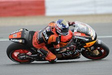 MotoGP - Motorrad hat super funktioniert: Edwards in Misano bester CRT-Pilot