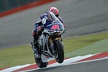 MotoGP - Nur halbe Sekunde R�ckstand auf �berflieger Marquez: Espargaro brennt Trainings-Feuerwerk ab